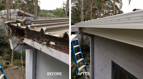Guttering and facia installers sydney